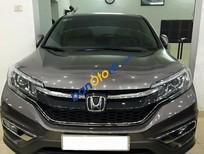 Cần bán xe Honda CR V 2.0 đời 2015, màu nâu, giá chỉ 995 triệu