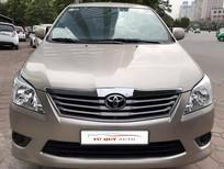 Xe Toyota Innova 2.0E năm 2013