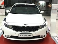 Cần bán Kia Cerato 2016, màu trắng, 627 triệu