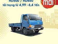 Bán xe tải HYUNDAI HD500 tải trọng 5T