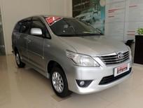 Toyota Cầu Diễn bán Innova E 2013 màu bạc, xe cá nhân, biển Hà Nội
