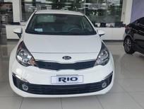Bán ô tô Kia Rio MT 2016, số sàn, màu trắng, nhập khẩu nguyên chiếc, hỗ trợ trả góp lãi suất thấp, LH 0942.59.09.38