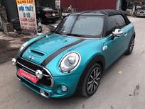 Bán ô tô Mini Cooper S sản xuất 2016, màu xanh lục, do nhu cầu không sử dụng, cần tìm người sang nhượng