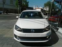 Volkswagen Đà Nẵng bán Polo Sedan GP 2016, màu trắng, xe nhập, hỗ trợ trả góp tới 80%