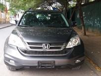 Bán xe Honda CR V 2010, màu xám