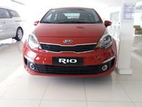Kia Nha Trang bán Kia Rio nhập khẩu nguyên chiếc màu đỏ