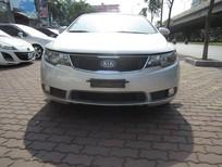 Cần bán gấp Kia Forte 2010, màu bạc, giá chỉ 429 triệu