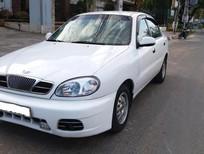 Bán Daewoo Lanos SX MT 1.5 2002, màu trắng
