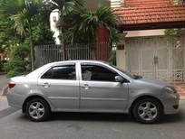 Chính chủ gđ cần bán xe Toyota Vios 1.5G màu bạc. lh chính chủ Ms Quyên 0974327672