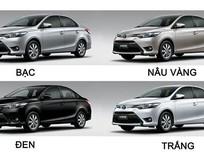 Cần bán Toyota Vios 1.5E Số Sàn đời 2016 mới 100%, Hỗ trợ trả góp, Lãi suất thấp. LH: 0906.02.6633(Mr.Long)