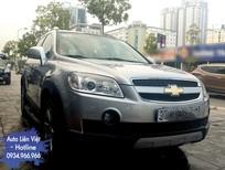 Bán xe Chevrolet Captiva LT 2008, màu bạc giá 355tr