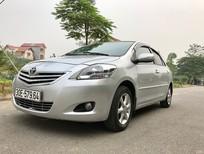 Cần bán xe Toyota Vios E năm 2009, màu bạc, chính chủ, giá 325tr