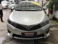 Xe Toyota Corolla altis 2.0V 2015, màu bạc. Xe chạy lướt đẹp như mới