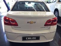 Bán Chevrolet Cruze 1.8LTZ đời 2017, màu trắng