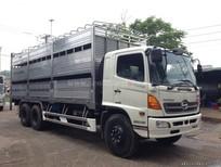 Xe tải Hino FG8JPSL chính hãng, thùng chở heo 7 tấn
