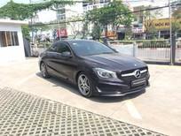 Cần bán Mercedes CLA 250 4Matic 2015, màu đen tím, nhập khẩu