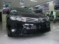 Bán ô tô Toyota Corolla altis 1.8 CVT 2016, màu đen mới 100%, Hỗ trợ trả góp, Lãi suất thấp. LH: 0906.02.6633(Mr.Long)