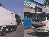 Xe tải Hino FG  9T4 thùng chở đồ đông lạnh – Hỗ trợ giao hàng toàn quốc