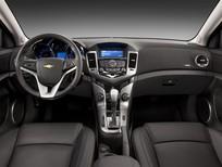 Chevrolet Cruze 1.8 LTZ 2017 số tự động khuyến mãi 40 triệu tháng 12