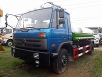 Xe phun nước Dongfeng 9m3, hàng nhập khẩu chính hãng, giá siêu shock 555tr
