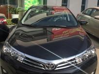 Bán xe Toyota Corolla Altis 1.8 CVT 2016, màu đen, mới 100%. Hỗ trợ trả góp, lãi suất thấp - LH: 0906.02.6633 (Mr. Long)