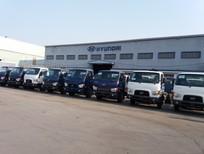 Cần bán xe Hyundai HD hyundai 8t 2016, màu xanh lam, xe nhập
