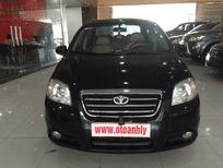 Cần bán lại xe Daewoo Gentra đời 2009, màu đen, chính chủ, giá tốt