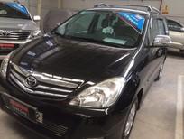 Cần bán xe Toyota Innova 2.0 2010, màu đen