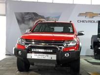 Bán xe Chevrolet Colorado 2.8 MT 4x4 2017, màu đỏ, xe nhập, LH 0934022388, trả trước 10%, xe giaop ngay