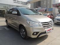Toyota Cầu Diễn bán Innova G 2015 màu vàng cát