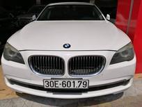 Cần bán BMW 7 Series 730 2009, màu trắng, xe nhập