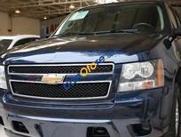 Toàn Cầu Auto bán xe Chevrolet Suburban, model 2009, nhập khẩu Mỹ, màu xanh