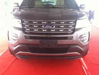 Ford Esplorer Limited 2016, màu xám, nhập Mỹ