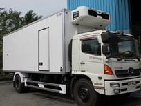Bán xe tải Hino FL chính hãng, thùng đông lạnh 16 tấn, giao ngay