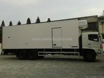 Xe tải Hino chuyên dùng ( thùng đông lạnh ) - Bán giá tốt nhất miền nam