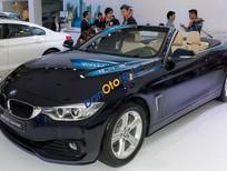 BMW 420i CAB mui trần series 2016, màu xanh đen, nhập khẩu chính hãng. Ưu đãi lớn