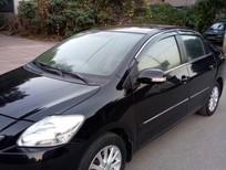 Bán ô tô Toyota Vios E 2010, màu đen, số sàn, 380tr