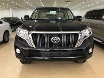 Cần bán xe Toyota Prado TXL đời 2016, màu đen, nhập khẩu