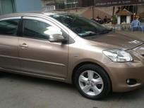 Cần bán xe Toyota Vios G 2008, màu nâu