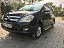 Cần bán Innova 2.0G xịn chính chủ mầu đen, xe đẹp xuất sắc còn như mới đời tuy 2008 nhưng như 2011