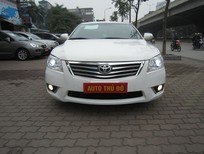 Cần bán gấp Toyota Camry 2011, màu trắng, nhập khẩu chính hãng, 769tr