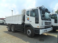 Xe tải ben TaTa Daewoo 15 tấn 340PS Novus SE K4DEF -  2 Cầu