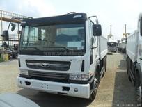 Bán xe tải ben Daewoo Novus SE K4DEF thể tích thùng ben 10 m3. Giá rẻ nhất tại Tp.HCM