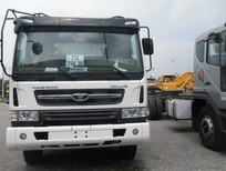 Đại lý bán xe ben Daewoo Novus SE K4DEF15 tấn, hỗ trợ 80%, giao xe ngay