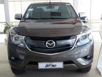 Mazda Biên Hòa bán xe Mazda BT50 số sàn, màu nâu, nhập nguyên chiếc