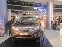 Cần bán xe Nissan Navara EL 2016, màu nâu, xe nhập tặng nắp thùng trị giá 30 triệu