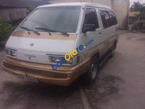 Bán xe cũ Toyota Liteace đời 1984 xe gia đình