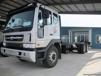 Xe Daewoo F8CEF tải 8 tấn, hỗ trợ trả góp, vay lãi suất thấp