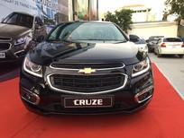 Bán xe Chevrolet Cruze 2017 phiên bản mới rẻ nhất Sài Gòn. Hỗ trợ vay 100% giá trị xe