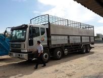 Xe tải Daewoo M9CEF 4 chân thùng siêu dài 9m7 tải trọng 19 tấn